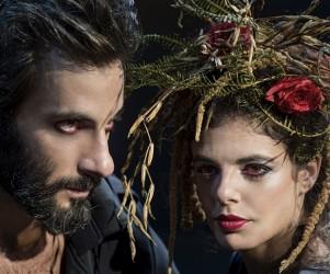 Carmen 2 - Foto de Ronaldo Gutierrez com Flavio Tolezani e Natalia Gonsales